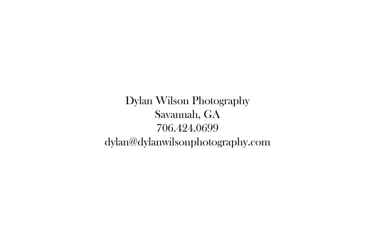Savannah | Hilton Head | Charleston Fashion and Portrait Photography